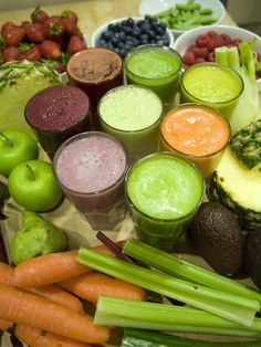 Following on we bring you Jason's day-by-day guide to the diet – just click on the juice for a step-by-step how-to showing you how to recreate it at home. But before you click on, here are Jason's guidelines to see you happily through the regime…Supplement your diet with some extra vitamins and minerals. Jason recommends taking something like a Super Greens powder every day.Make your first three juices in the morning – drink your first one and store your second and third in flasks to drink…