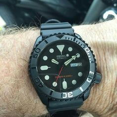 Artifice Horoworks Custom Seiko SKX007