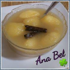 Compota de manzana para #Mycook http://www.mycook.es/receta/compota-de-manzana-4/