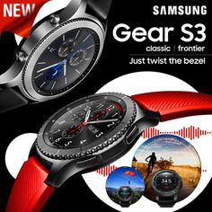 Android Wear, New Samsung, Smart Watch, Sims, Bluetooth, Watches, Iphone, Classic, Silver