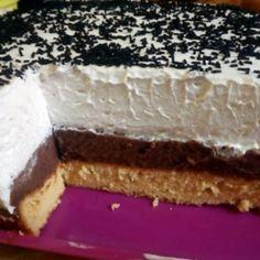 Krémes sütemények – Oldal 2 Tiramisu, Cheesecake, Food Porn, Food And Drink, Ethnic Recipes, Etsy, Cheesecakes, Tiramisu Cake, Cherry Cheesecake Shooters