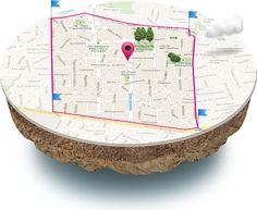 Δωρεάν Delivery εντός των ορίων που ορίζονται στον χάρτη. Click για μεγέθυνση.