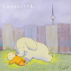 today's doodle: connected