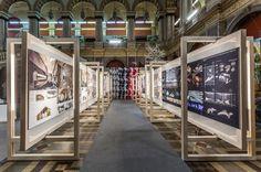 оформление академической выставки