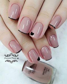 Cute Acrylic Nails, Gel Nails, Nail Polish, Manicures, Nail Art Hacks, Nail Art Diy, Stylish Nails, Trendy Nails, Bridal Nail Art