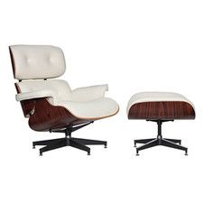 Lounge Chair And Ottoman Premium Eames Reproduction