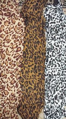 Tichelights - Large Animal Prints - http://www.royalhaircovers.com/?product=tichelights-large-animal-prints