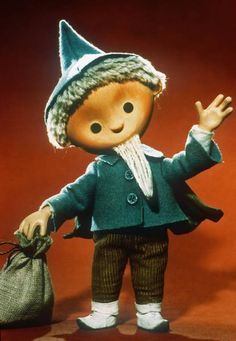 John Blund (The Sandman), popular on TV Vintage Toys, Retro Vintage, Das Abc, Kitsch, Good Old Times, Those Were The Days, Sweet Memories, Old Toys, Peda