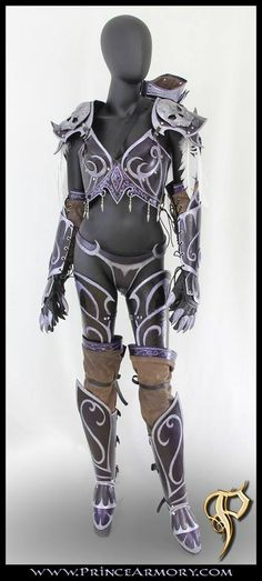World of Warcraft--someday it would be cool to be able to wear this.  lol