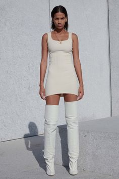 Yeezy Spring 2017 Ready-to-Wear Fashion Show - Nisaa Pouncey