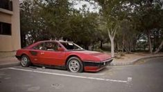 Gleems Looks At The Abandoned Supercars Of Dubai - Page 11 of 18 - Gleems Abandoned Cars, Abandoned Places, Abandoned Vehicles, Mercedes Benz 500, Ferrari Mondial, Car Barn, Rusty Cars, Castle House, Old Classic Cars