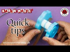 Crimper Quilling (Quick Tip) - Karen Marie Klip & Papir Quilling Letters, Origami And Quilling, Paper Quilling, Quilling Ideas, Circle Template, Quilled Creations, Quilling Tutorial, Paper Strips, 8 Year Olds
