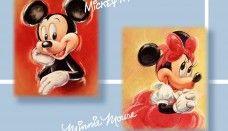 Mickey and Minnie Wallpaper - disney Wallpaper Mickey Mouse Wallpaper, Disney Wallpaper, Cartoon Wallpaper, Iphone Wallpaper, Disney Mouse, Disney Mickey, Disney Art, Walt Disney, Mickey And Minnie Love