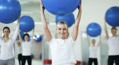 Exercising with a Fitness Ball | My Well-Being