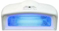 Amazon.com: Thermal Spa 49135 Professional U/V Gel Light Nail Dryer: Beauty