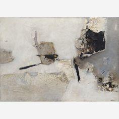 """Danilo di Prete, """"Sem Tìtulo"""", 1962. òleo sobre tela. 57 x 80 cm"""