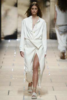 Trussardi  Ready to wear Spring-Summer 2016.#Trussardi