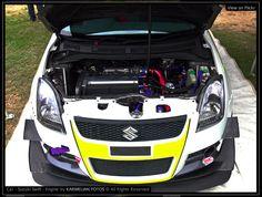 Swevo - Swift with Evo Inside New Suzuki Swift, Suzuki Swift Sport, Evo, Automobile, Cars, Vehicles, Sports, Motors, White People