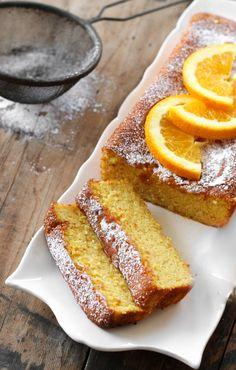 Flourless Orange Cake - נהדרת, שוב - לפסח ובכלל. בלינגבלינג