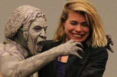 Billie Piper at awesomecon