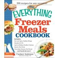 What's for dinner? Check the freezer! This cookbook gives you the tools needed to prepare and freeze delicious home-cooked meals. You're taught a variety of methods for filling your freezers with recipes like:Apricot Walnut-Stuffed Chicken Salmon Patties with Dill Sauce Cheese & Rice Enchiladas with Salsa Verde Garlic Parmesan Rolls Chocolate Banana PopsiclesIn addition to saving time, you'll be armed with money-saving tips and complete nutritional information