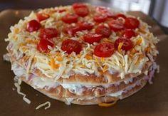 Creme Fraiche, Pizza, Cabbage, Goodies, Snacks, Vegetables, Cooking, Desserts, Food