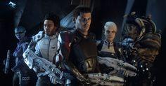 BioWare cancels Mass Effect Andromeda Multiplayer Tech Test