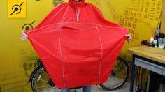 Capa de chuva para ciclistas