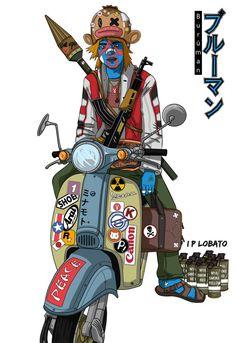 Live up!! (Illustration + Line Art) por IPLOBATO - Temática General | Dibujando.net