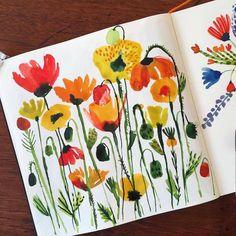 Amazing Spring & Floral by Carolyn Gavin