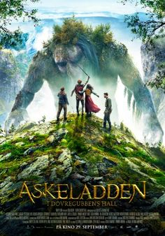 """Espen """"Ash Lad"""", a poor farmer's son, embarks on a dangerous quest with his brothers to save the princess from a vile troll known as the Mountain King - in order to collect a reward and save his family's farm from ruin. Night Film, Movie List, Movie Tv, Island Movies, Films Netflix, James Purefoy, Bon Film, Film Streaming Vf, Good Movies To Watch"""