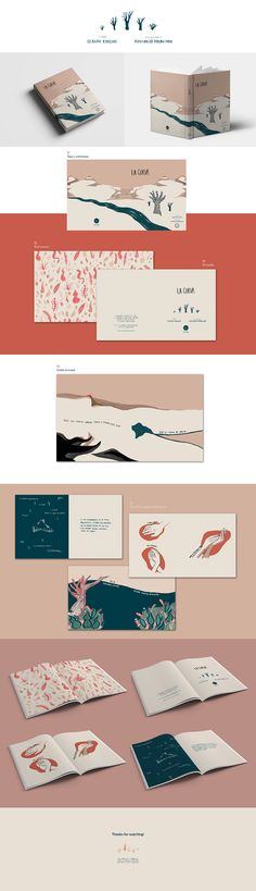 La Curva on Behance