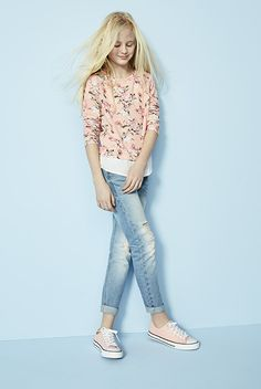 Florals are totally on trend this summer season!