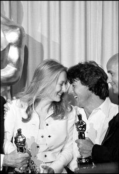 Meryl Streep y Dustin Hoffman Meryl Streep, Susan George, Julie Christie, Warren Beatty, Dustin Hoffman, Val Kilmer, Richard Gere, Gary Oldman, Robert Redford