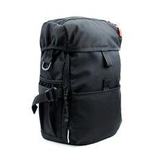 1177c95aab Mini Utility Ruck - Black Laptop Sleeves