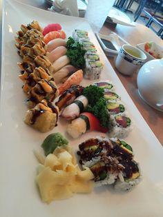 & #sushi #food #foodporn #japanese #Japan #dinner #sashimi #yummy #foodie #lunch #yum