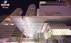 Foi inaugurado um prédio cheio de lojas que promete atrair muito mais público para a estação de Nagoia - JR Gate Tower. Confira!