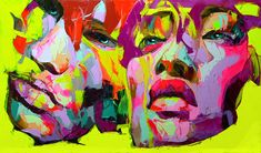 paintings fluo