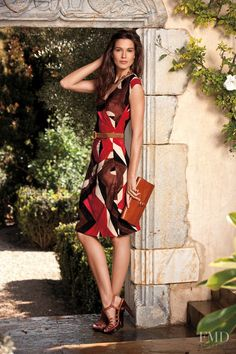 Photo feat. Chiara Baschetti - Lauren by Ralph Lauren - Fall 2012 Ready-to-Wear - Catalogue | Brands | The FMD #lovefmd