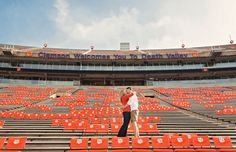 Clemson engagement photos!
