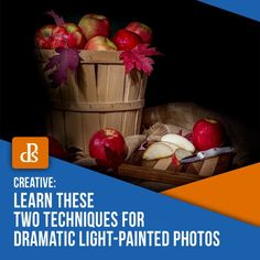 Experiment with these two techniques for dramatic light-painted photographs for some unique, interesting and creative effects in your photos! Light Painting Photography, Photography Guide, Photography Editing, Night Photography, Macro Photography, Exposure Lights, Multiple Exposure, Digital Photography School, Let Your Light Shine