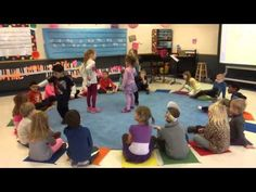 Kindergarteners perform the Skater Dance. Kindergarten Music, Preschool Music, Kindergarten Activities, Educational Activities, Dance Movement, Music And Movement, Singing Games, Movement Activities, Elementary Music