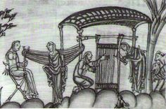 Eadwine Psalter in Christchurch England