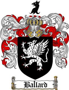 ballard coat of arms