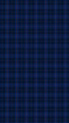 blue... plaid