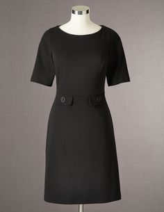 Audrey Dress: Can't wait for this to arrive. I ordered it to wear with tights and black booties. #boden #fromlondonwithlove