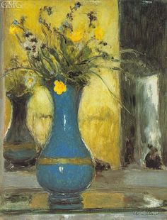 Vuillard   Le Vase Bleu, c.1930                              …