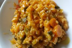 riz aux poireaux : pirasa - Ma Cuisine Turque