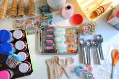 ice cream sundae kits