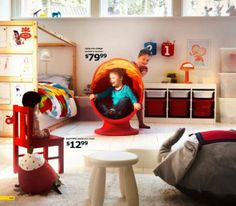 Image Detail for - 2012 IKEA Kids Rooms Design: Modern IKEA Kid Play Room Inspirations ...